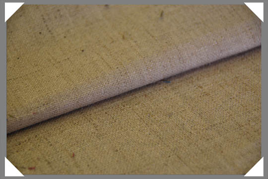 Natural Matka Fabric