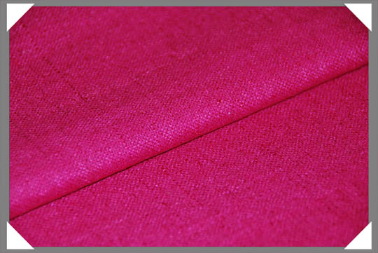 French Rose Matka Fabric - Click Image to Close