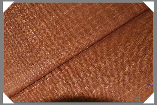Brown Matka Fabric