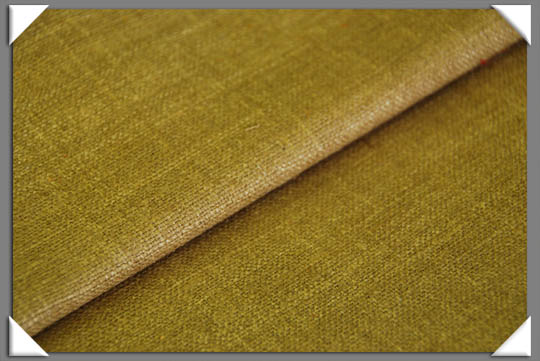 Golden Olive Matka Fabric