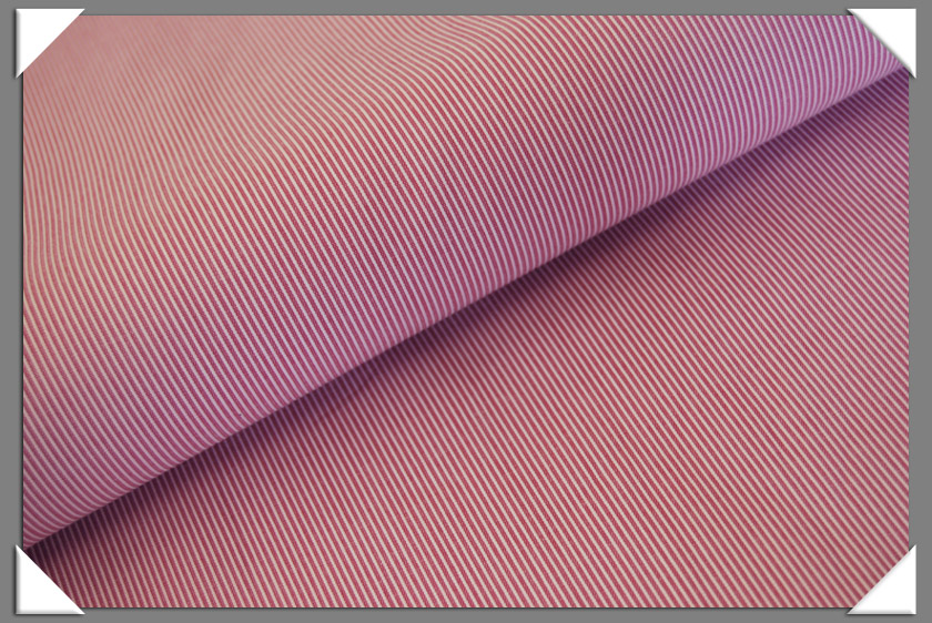 Pink Pincord Fabric