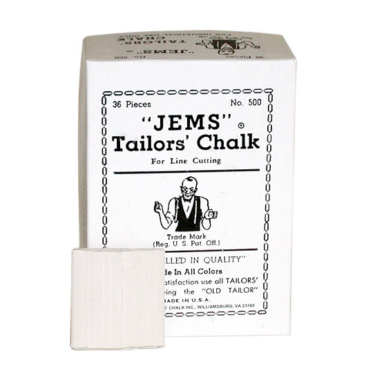 Jems Clay Chalk #500