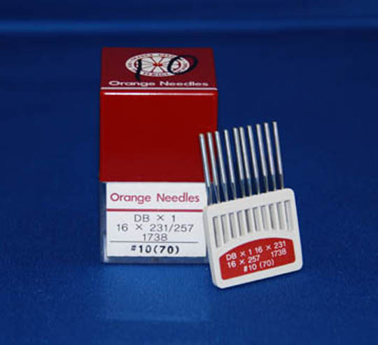Straight Machine Needles - 16 x 231