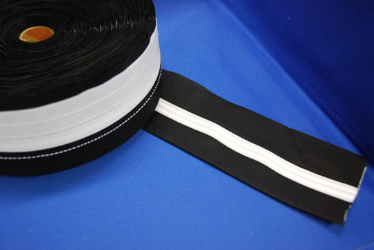 Ready Made Waistband w/ Snug-Tex & Banroll - Black or White