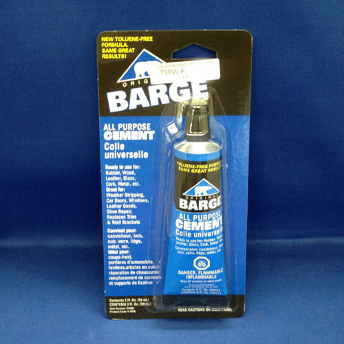 Barge All Purpose Cement - 2 Oz. Tube