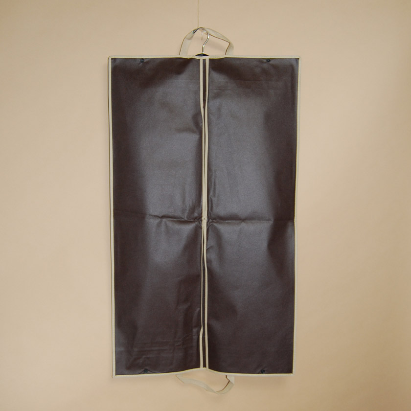 Designer Folding Garment Bags - Brown