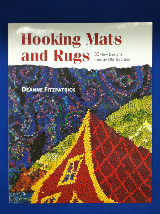 Hooking Mats and Rugs Book
